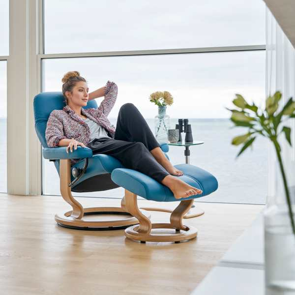 Stressless aktionsmodelle zum sonderpreis h mel for Stressless sessel modelle